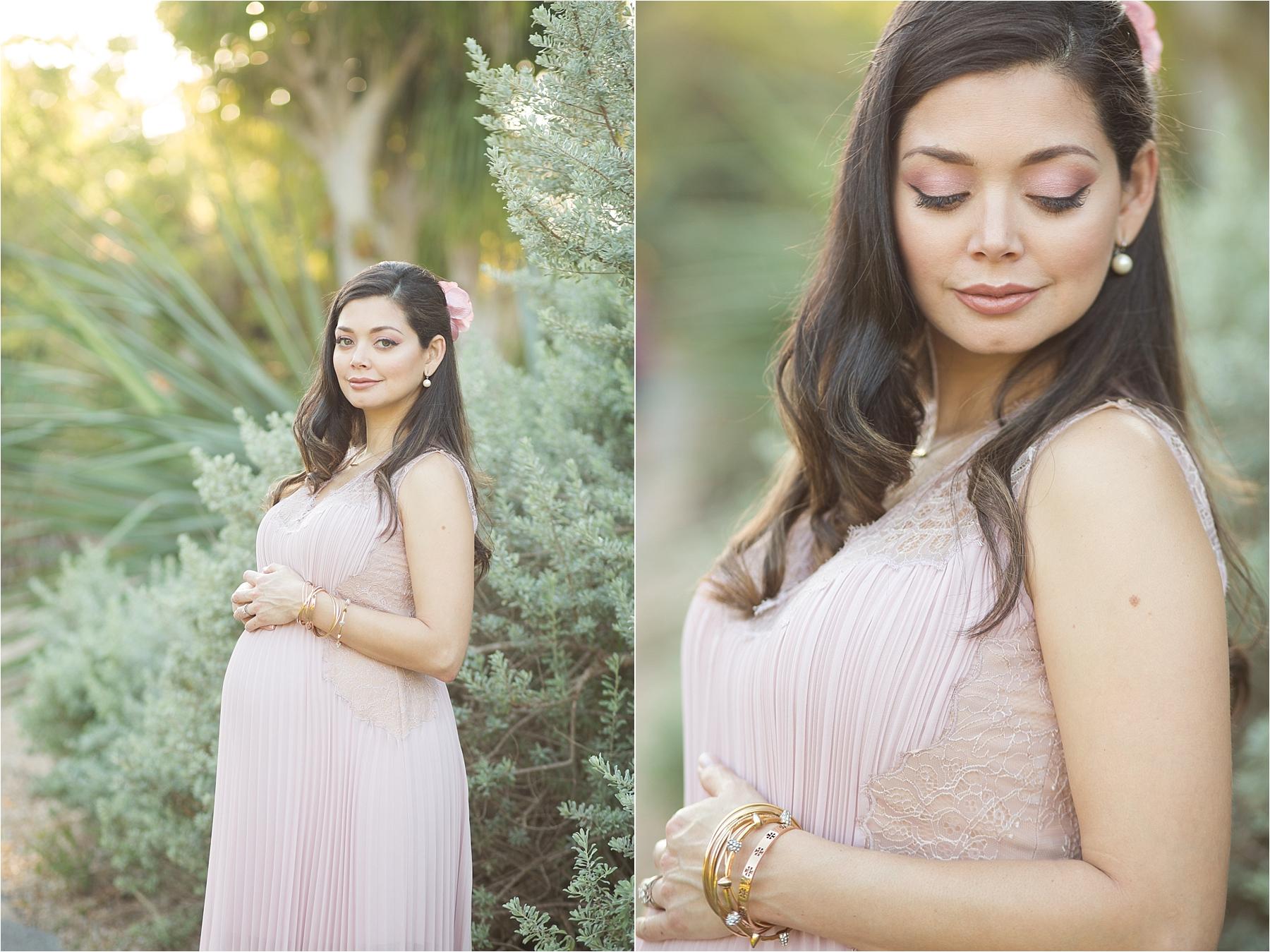 maternity photos at fairchild tropical gardens
