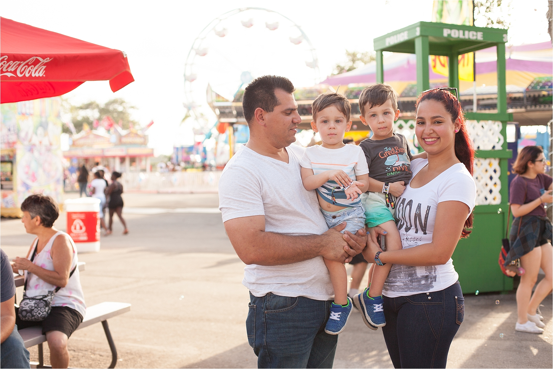 the vigoas at the fair