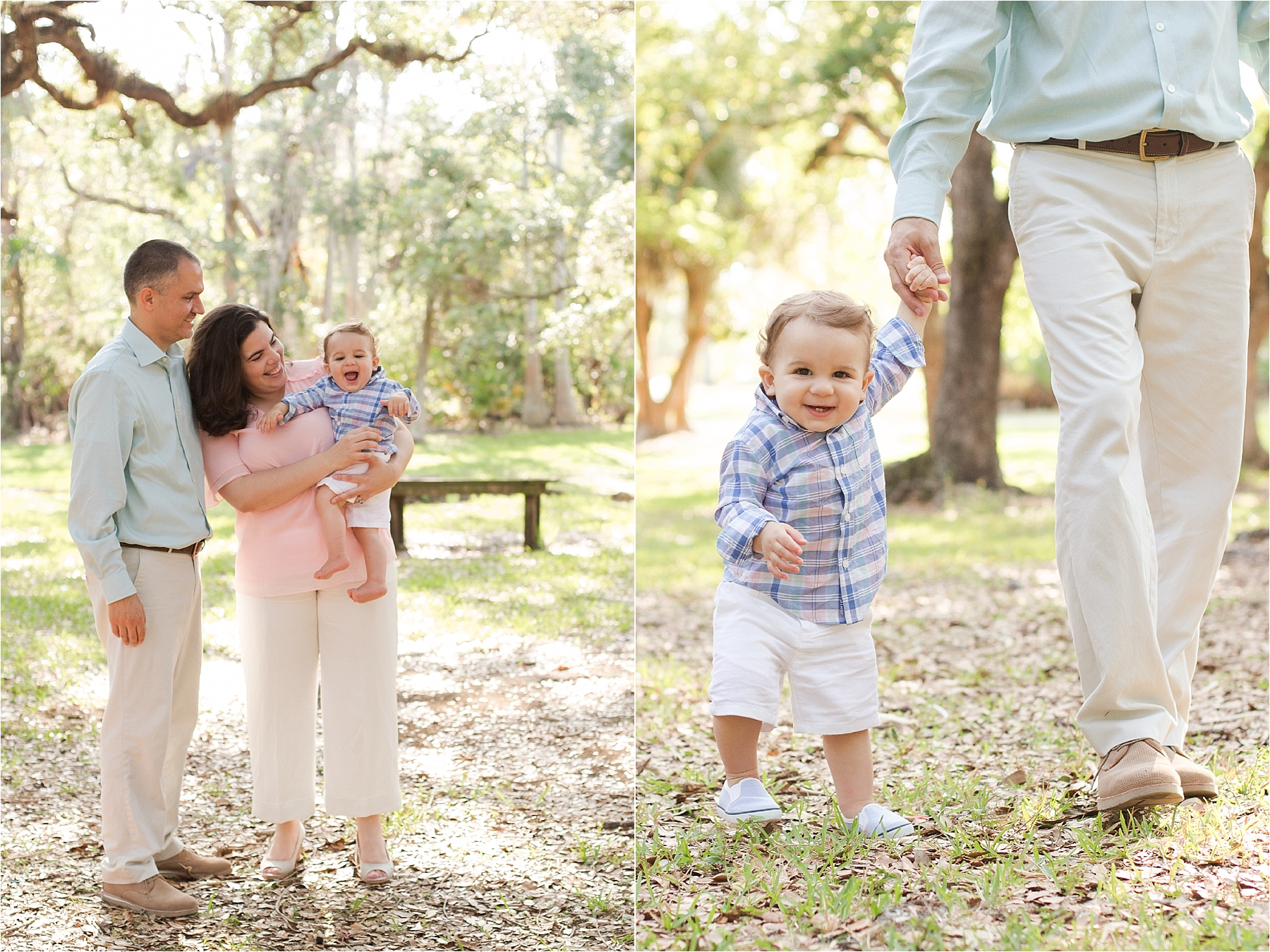 matheson hammock family session