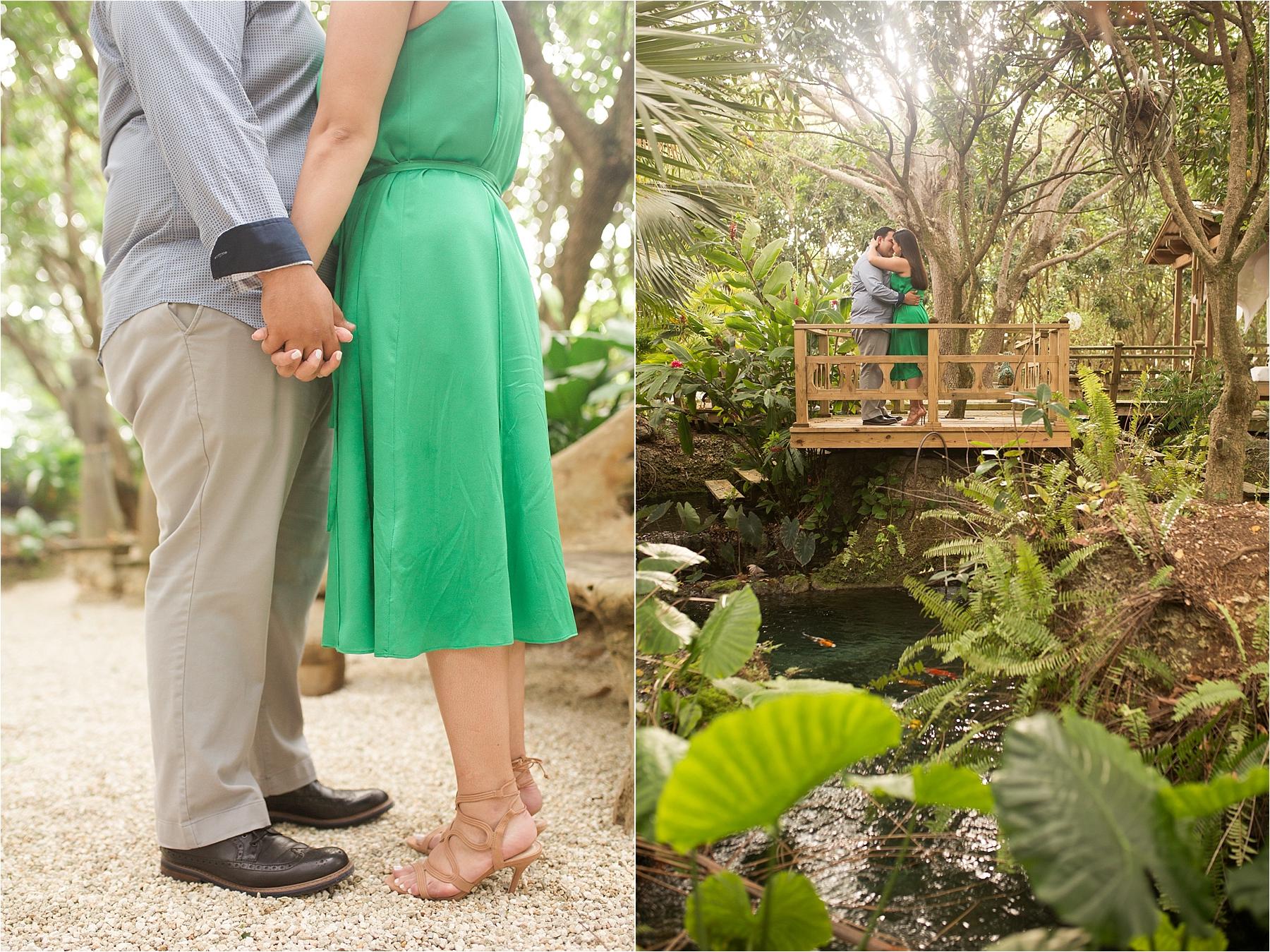 redland koi gardens engagements