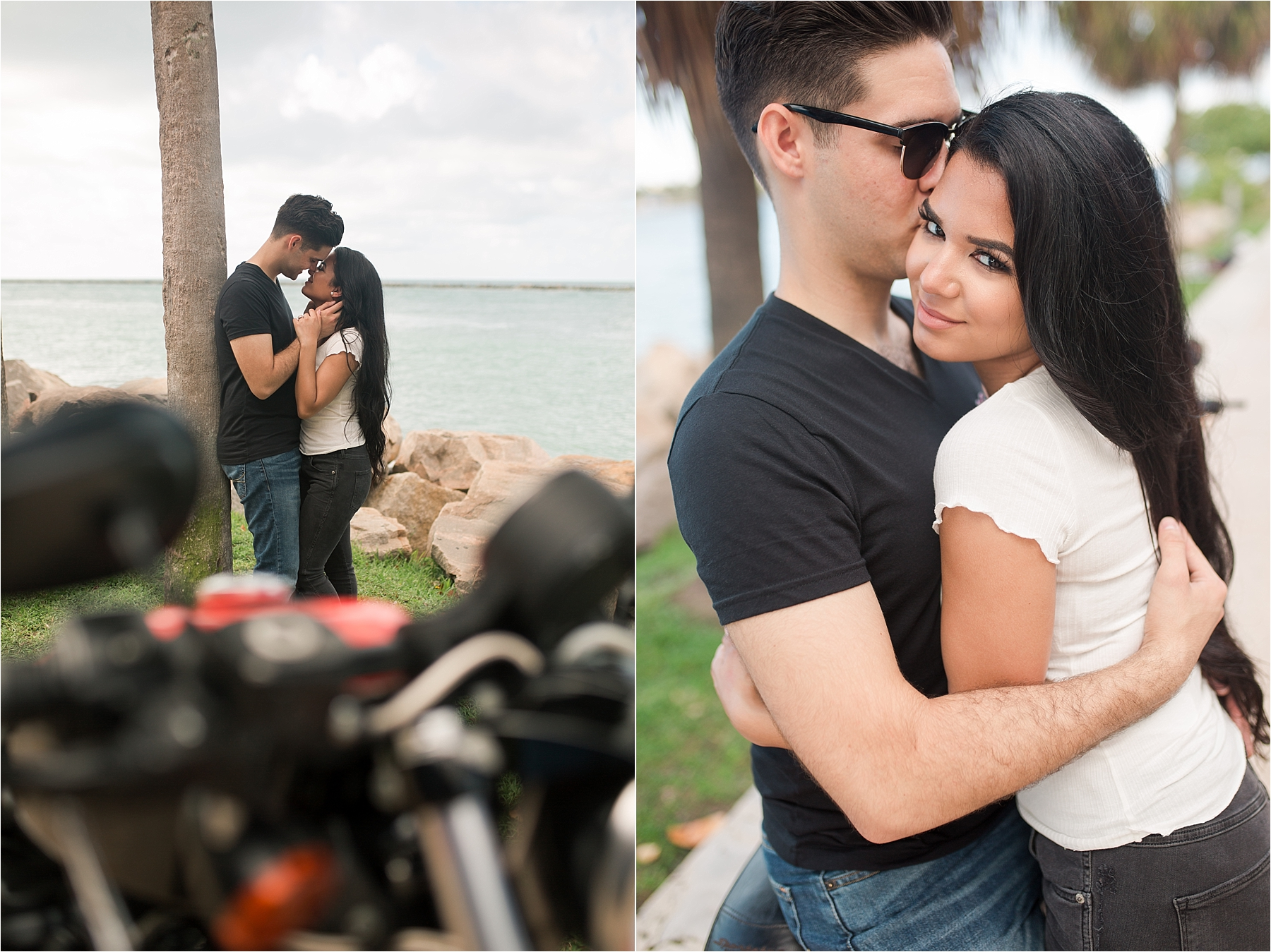 south pointe engagements