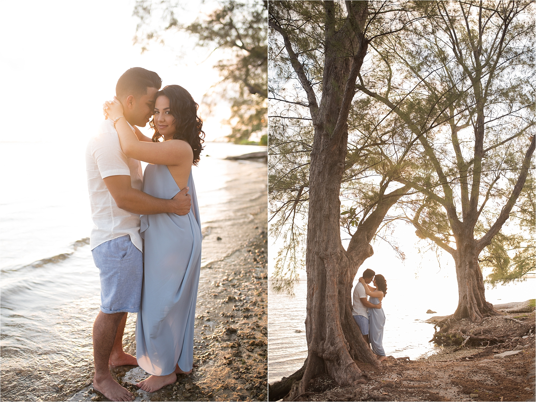 miami beach engagements