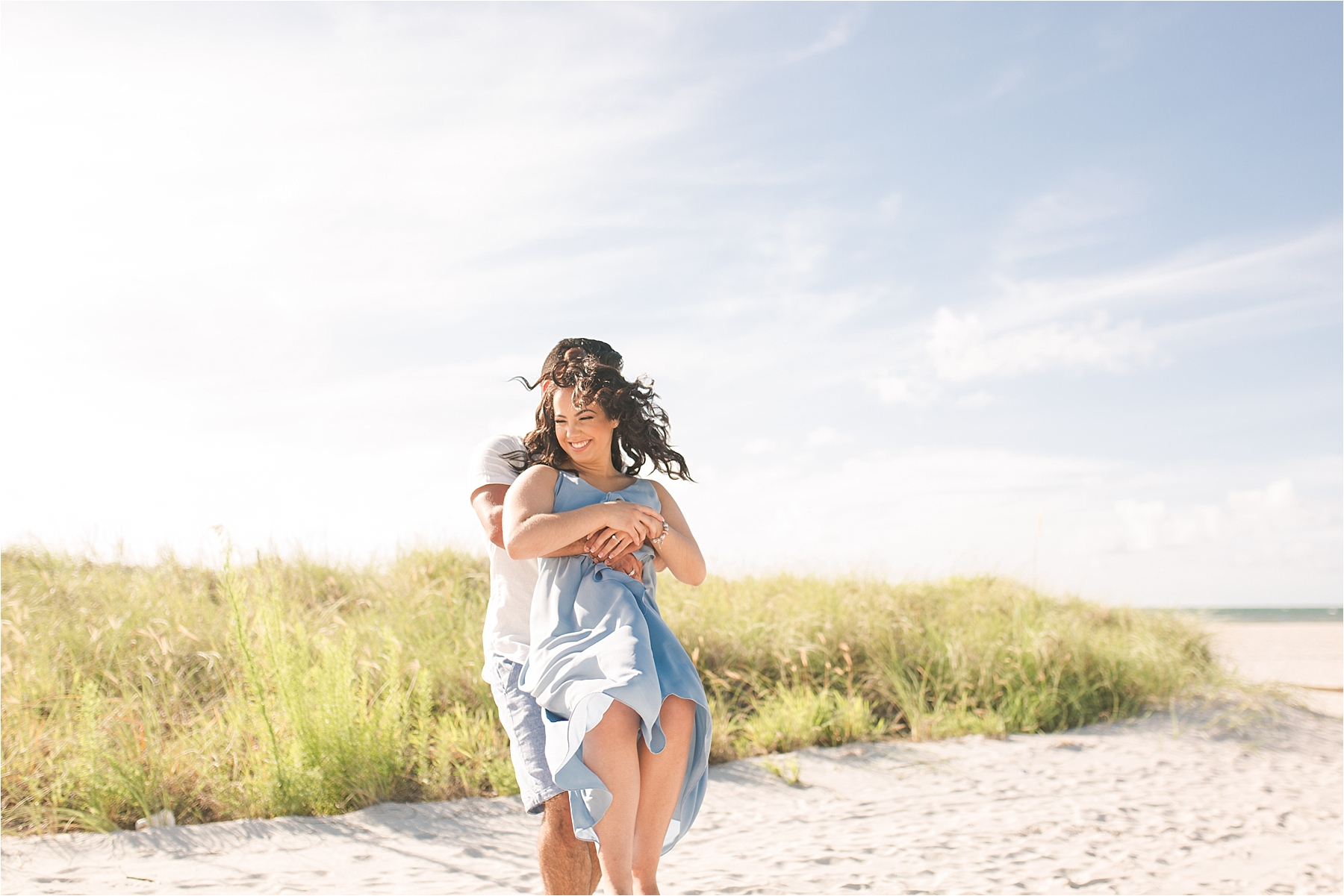 miami beach engagements