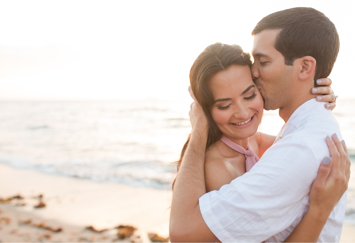 Dania Beach Sunrise Engagements