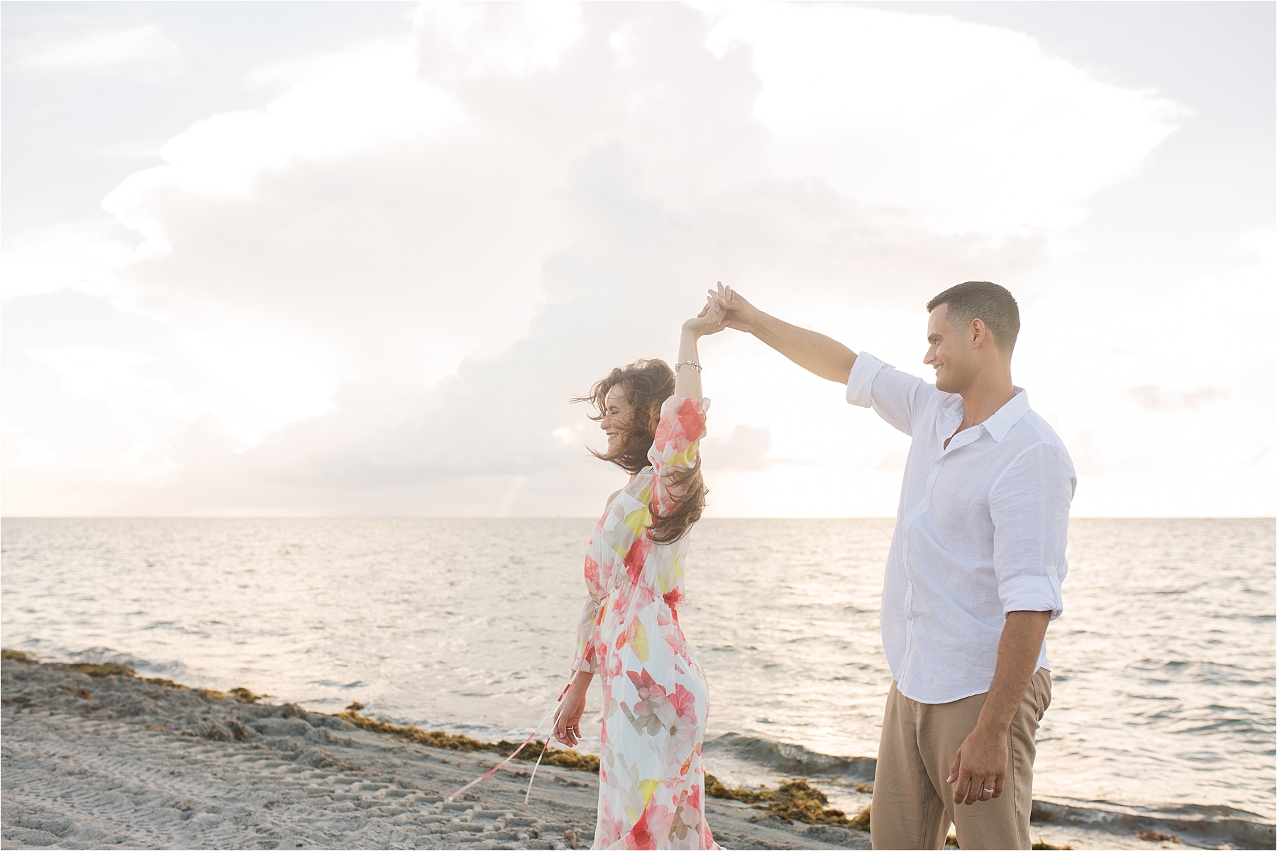 miami engagement photography
