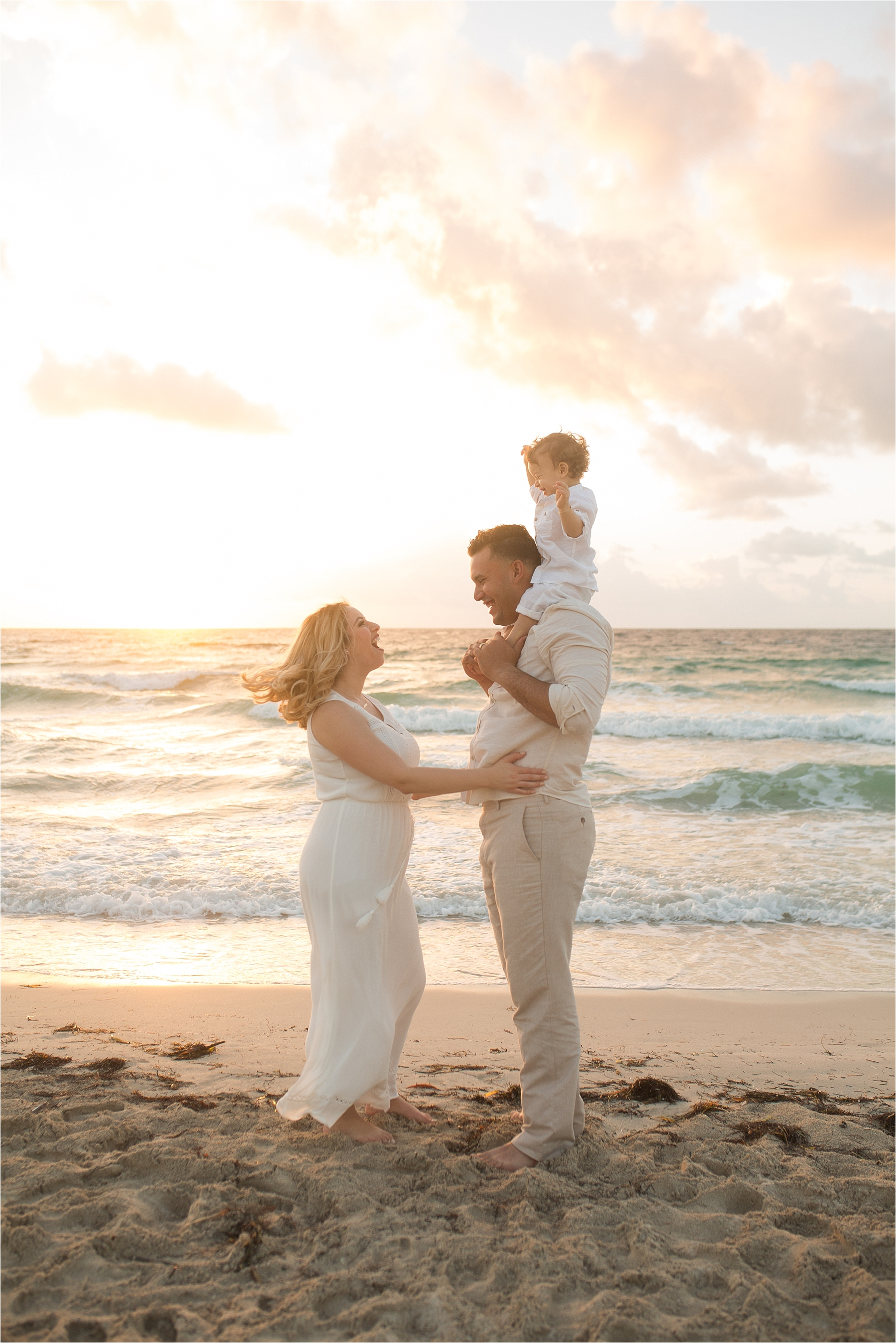 south beach family photographer