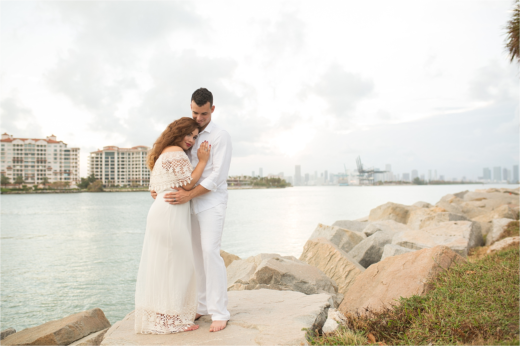 south pointe park engagements