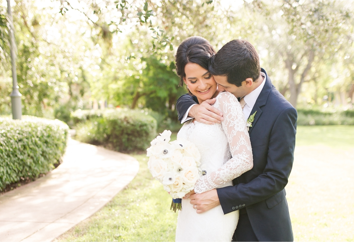 Coral Gables Traditional Wedding